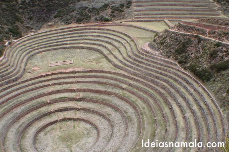 Moray - Vale Sagrado dos Incas