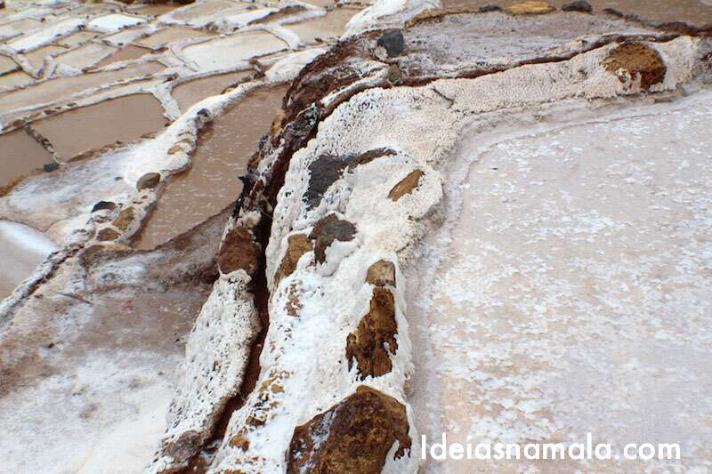 Salineiras de Maras - Peru