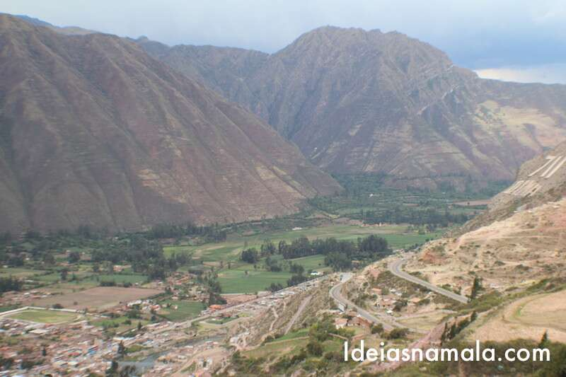 Urubamba - no Vale Sagrado