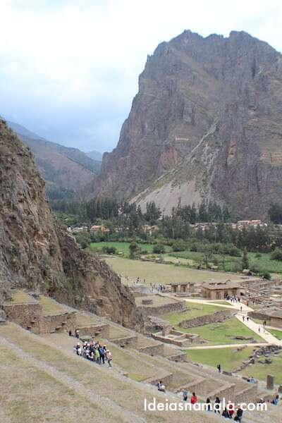 Forte de Ollantaytambo