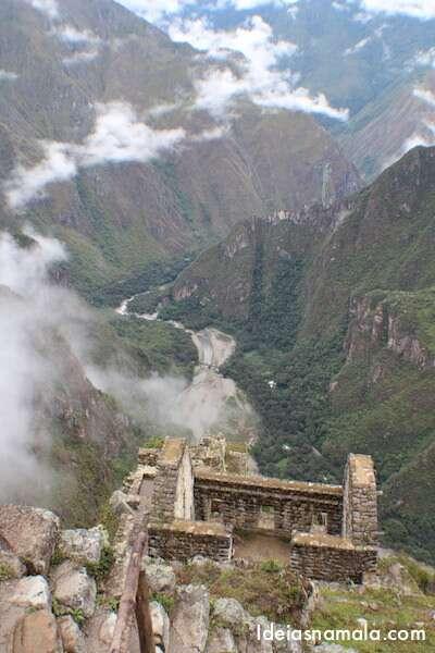 Templo da Lua - Machu Picchu