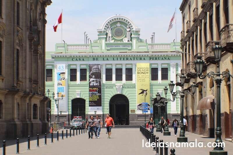 Casa de Literatura Peruana