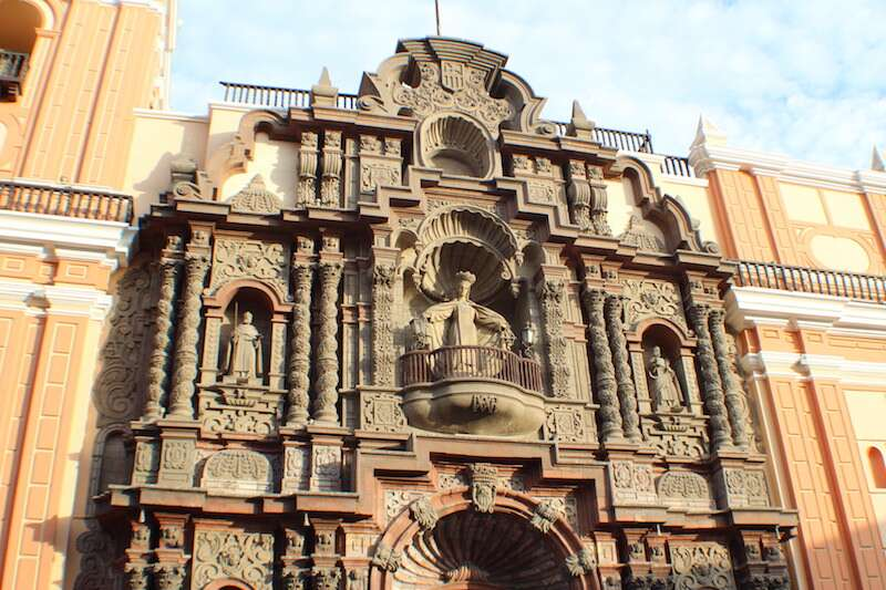 Igreja Santo Domingo - Lima