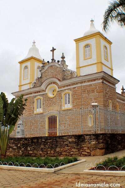 Igreja Carrancas