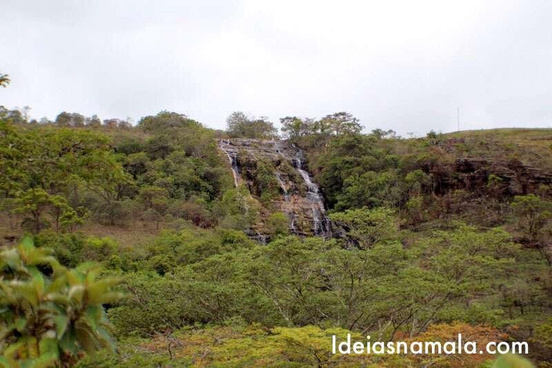Cachoeira véu da noiva - Carrancas