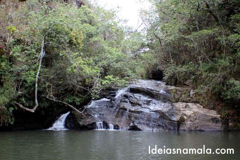 Cachoeira Esmeralda Carrancas