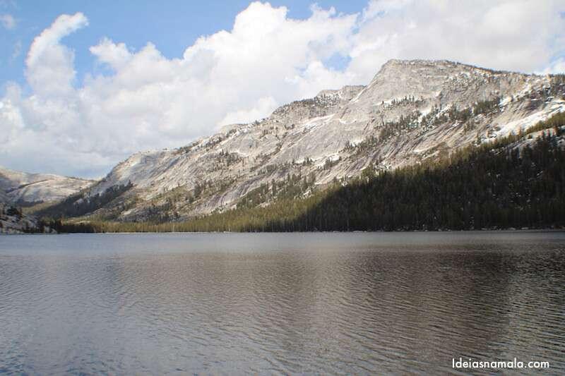 Tenaya Lake - Yosemite