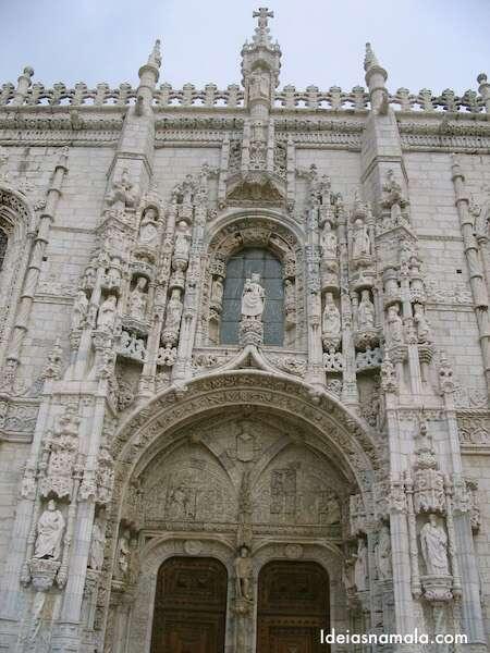 Mosteiro dos Jerônimos -Belém - Lisboa