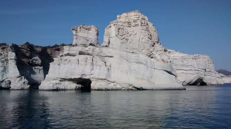 Kleftiko -passeio de barco - Milos