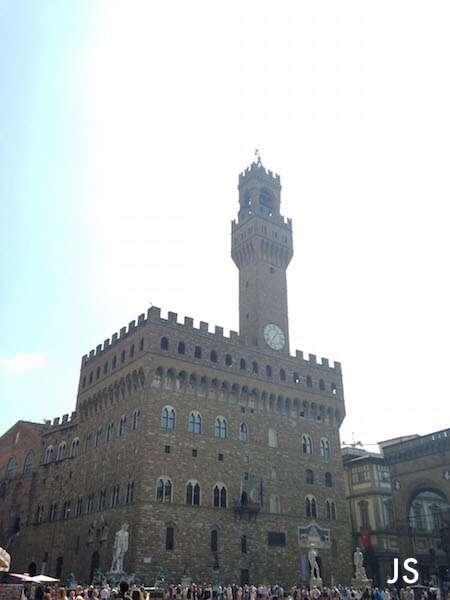 Florença: Palazzo Vecchio