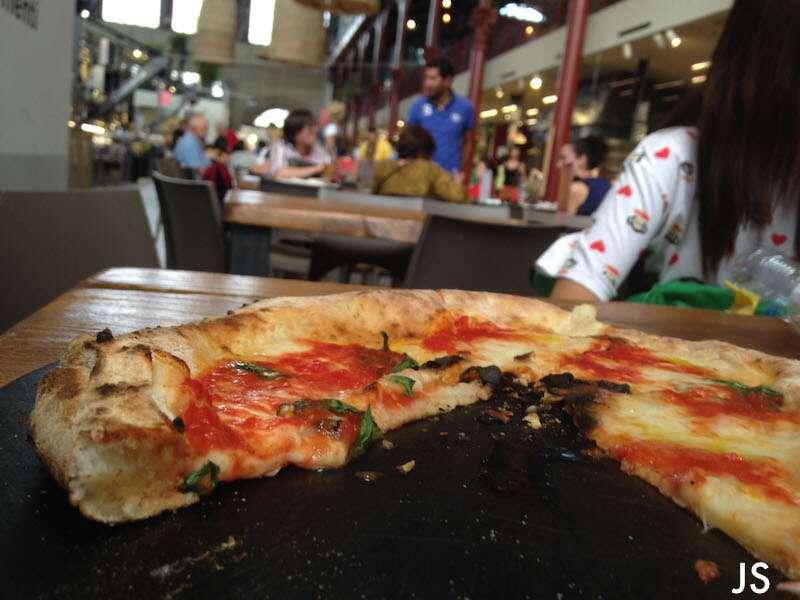 Florença Pizza no Mecatto Centrale