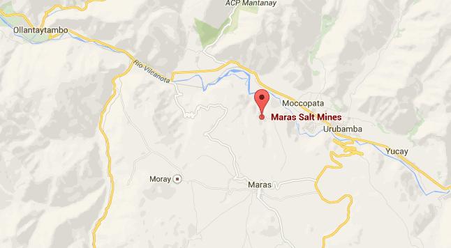 Salinas - Maras - Peru