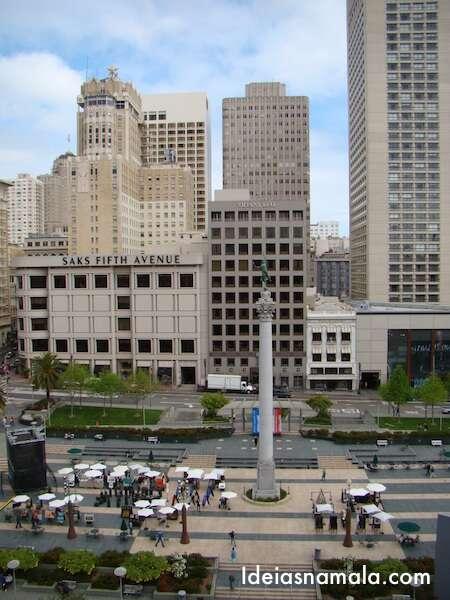 Union Square - San Francisco