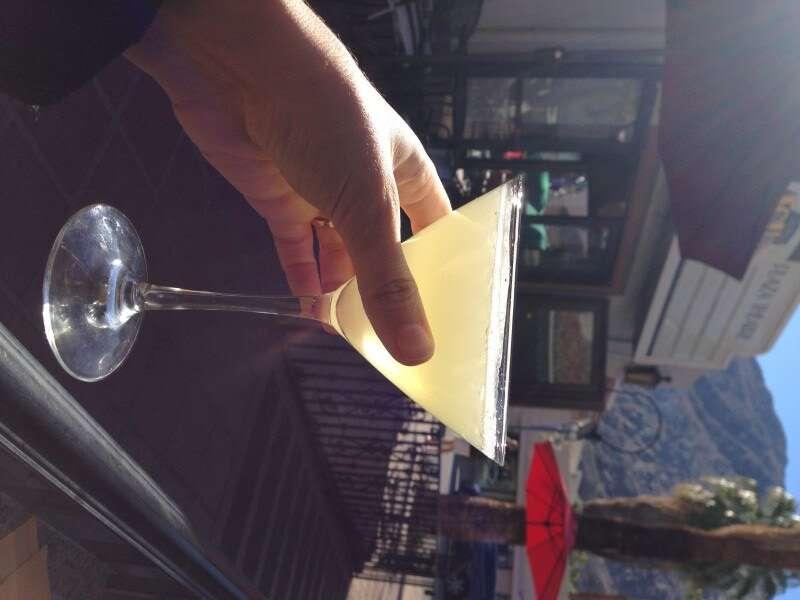 Martini de Pêra