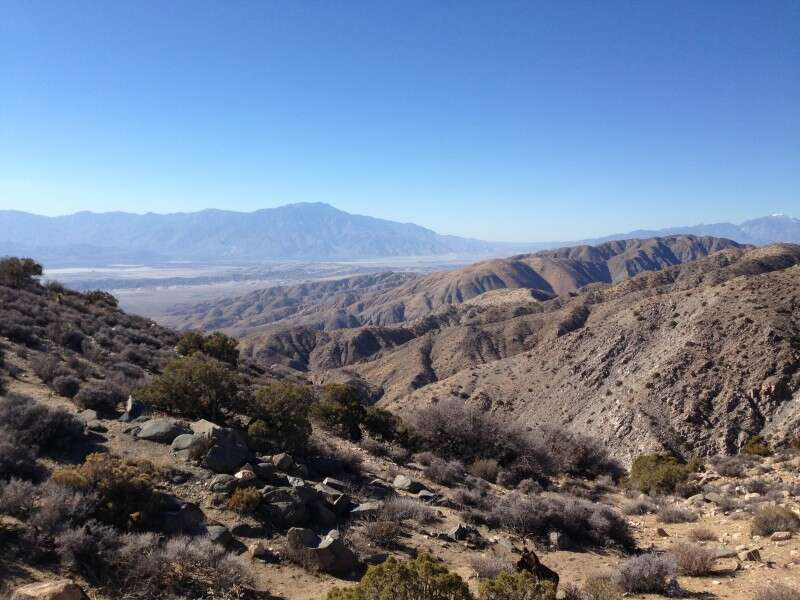 Keys View - Joshua Tree National Park