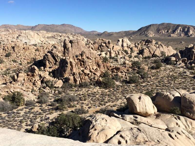 Hidden Valley - Joshua Tree Park