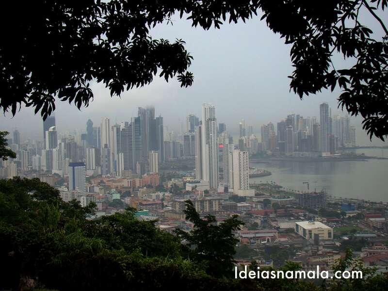 Cerro Ancón - Cidade do Panamá