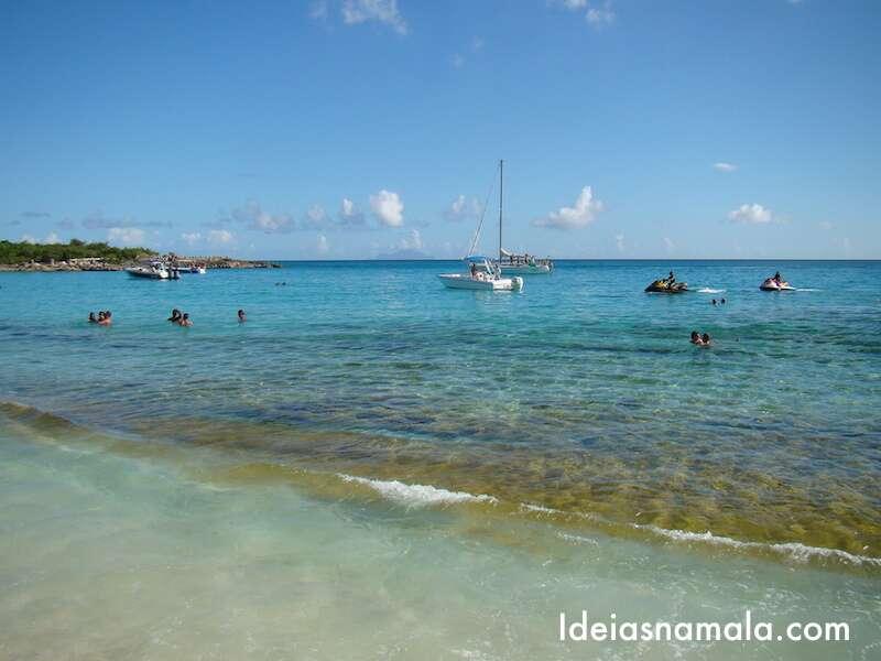 Mulet Bay - St Martin