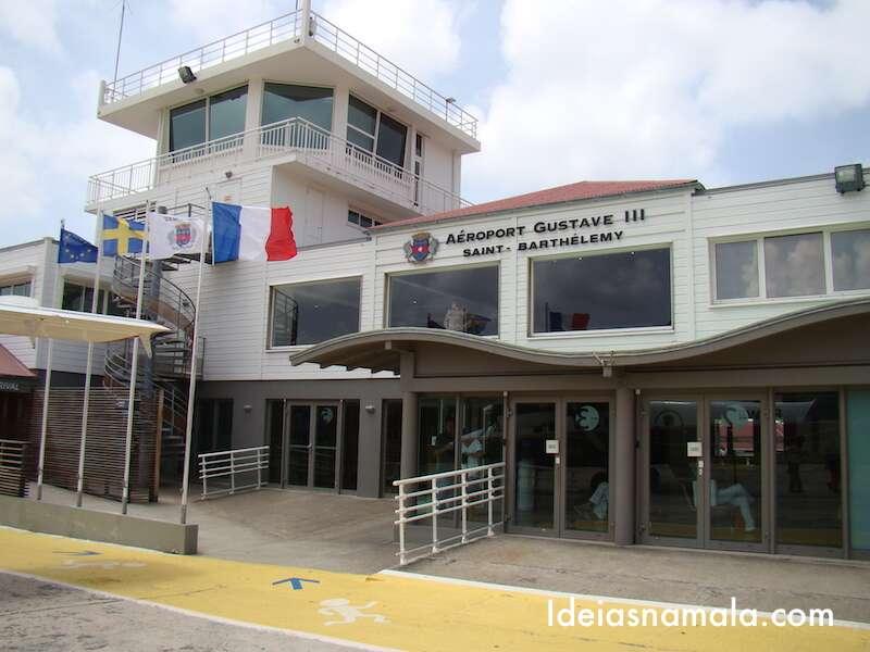 Aeroporto St. Barths