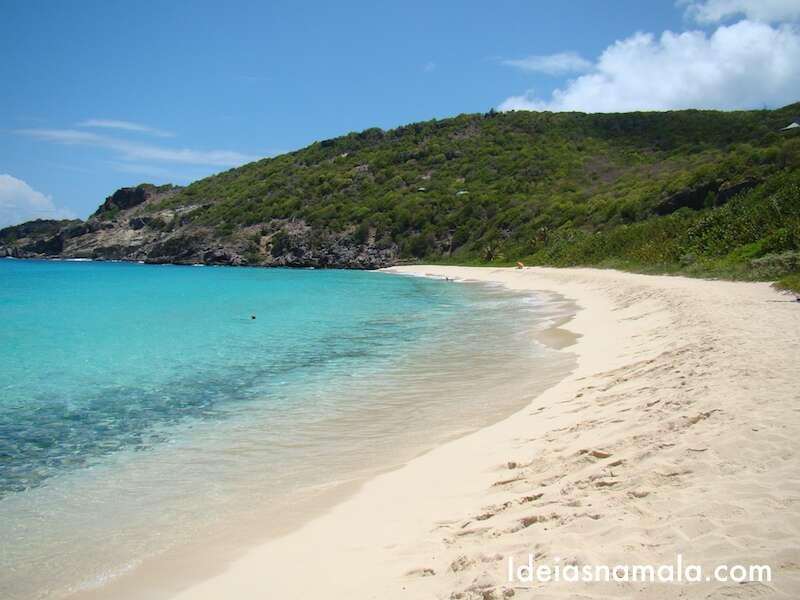 Praia Governeur - St. Martin