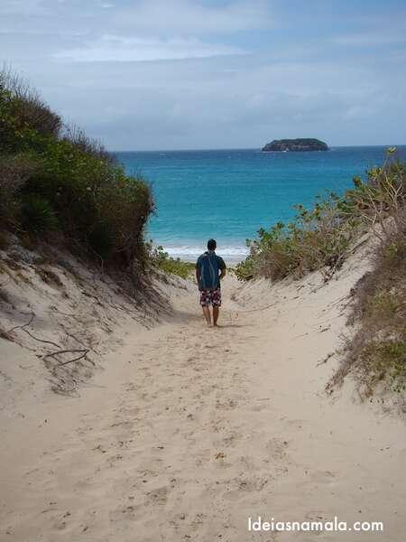 Praia Salines - St. Barths