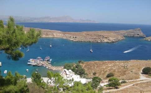 Rhodes - Grécia