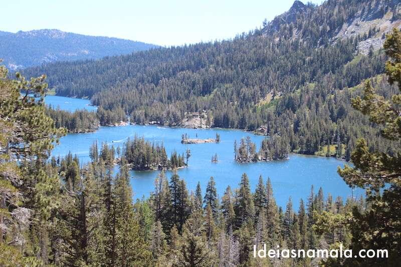 Echo Lakes - Tahoe