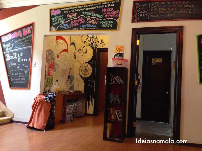 Hostel Pariwana - Lima