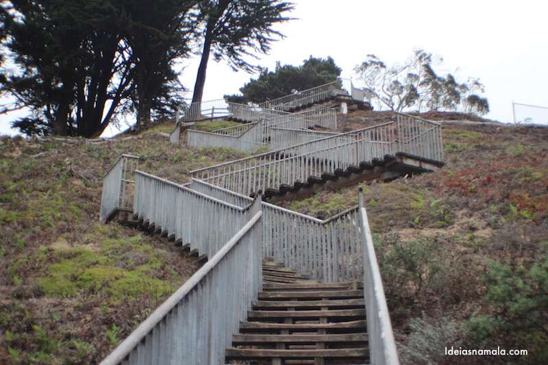 Segunda Escada