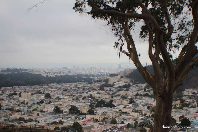 parque Grand View - San Francisco