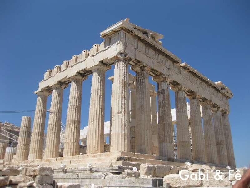 Acrópoles - Atenas