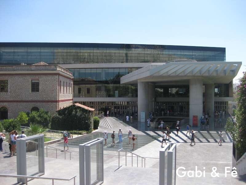 Museu da Acrópolis - Atenas