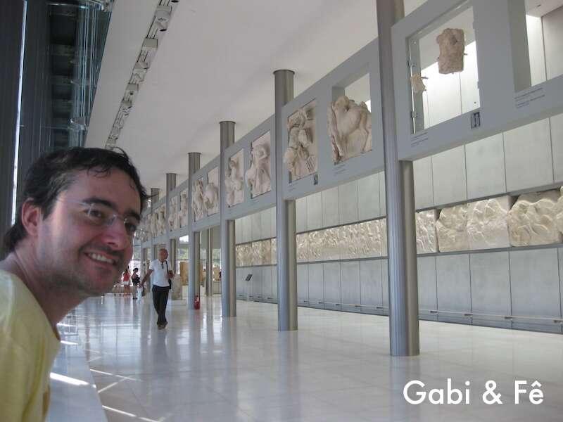 Museu da Acrópoles - Atenas