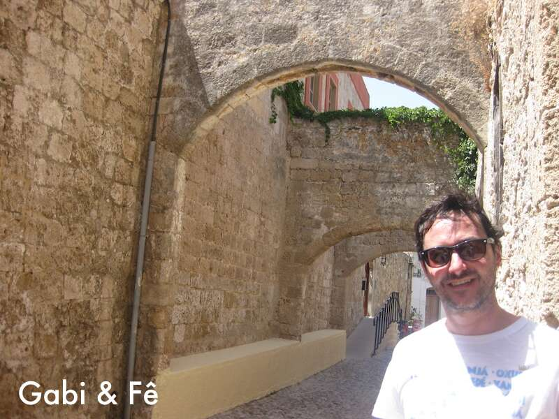 Cidade Medieval - Rodes