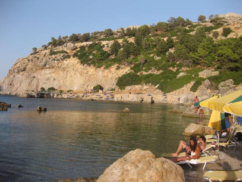 Anthony Quinn's Beach - Grecia