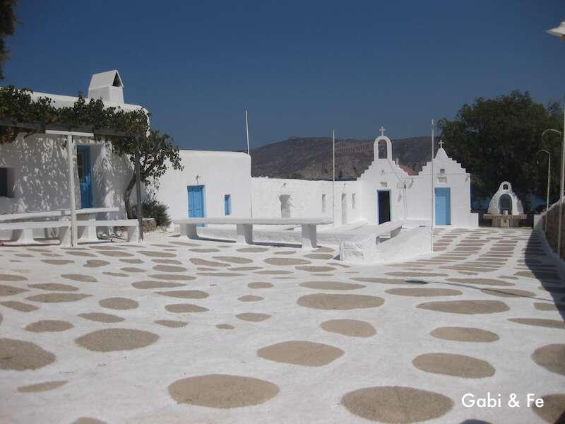 Thea Chapel - Mykonos