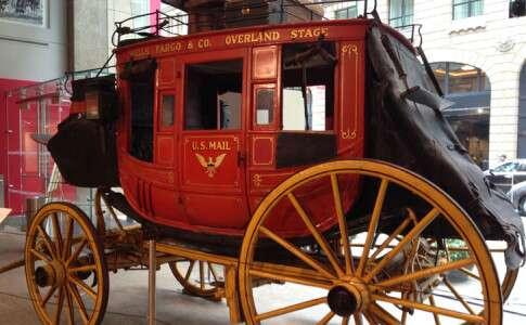 Wells Fargo Museum - San Francisco