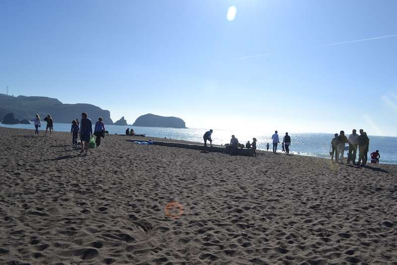 Rodeo beach - San Francisco