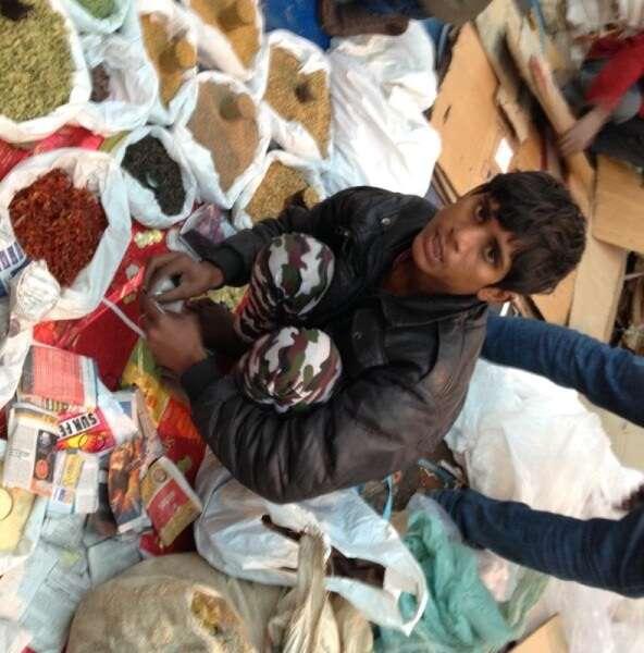 Mercado de Pimentas