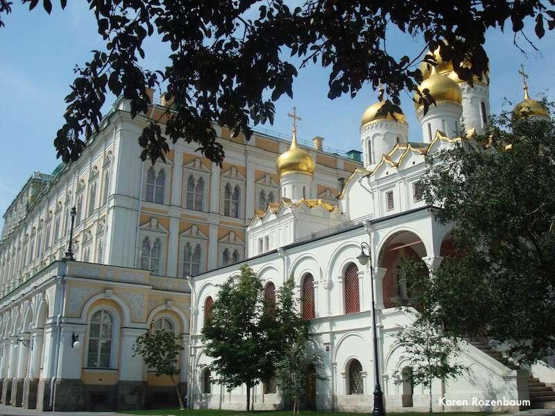 Moscou: Kremlin
