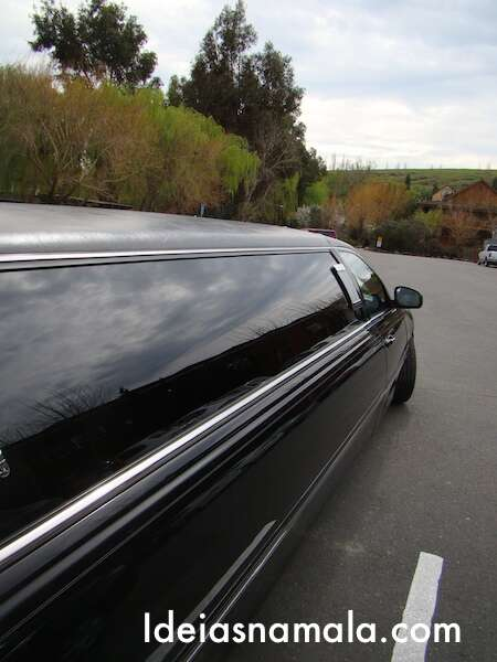 Limousine - Sonoma Valley