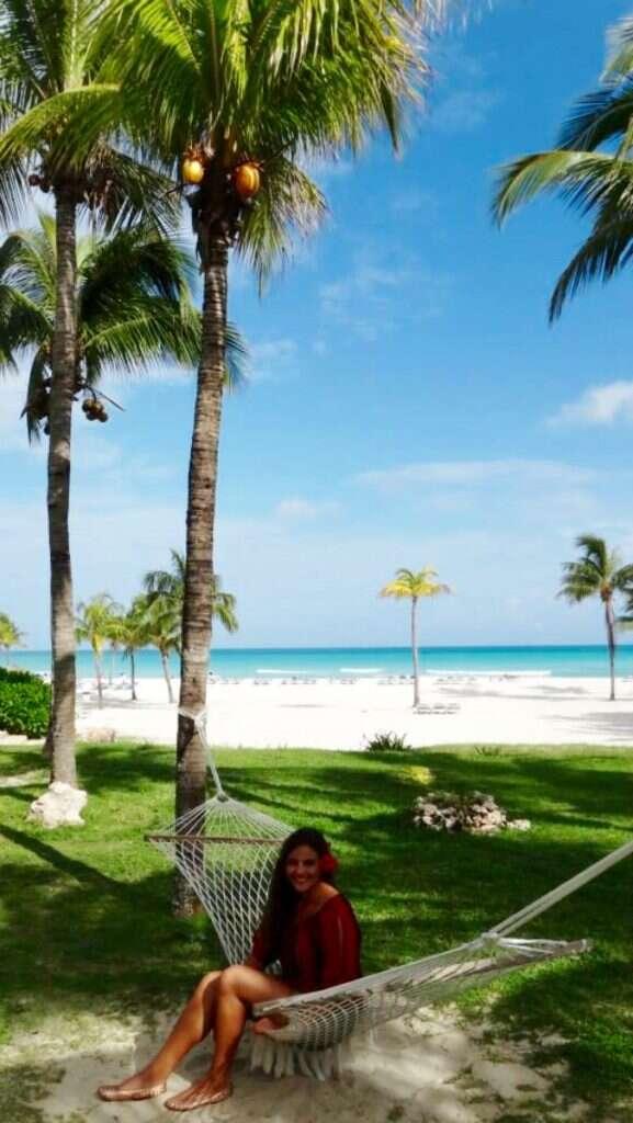 Praia em Varadero - Cuba