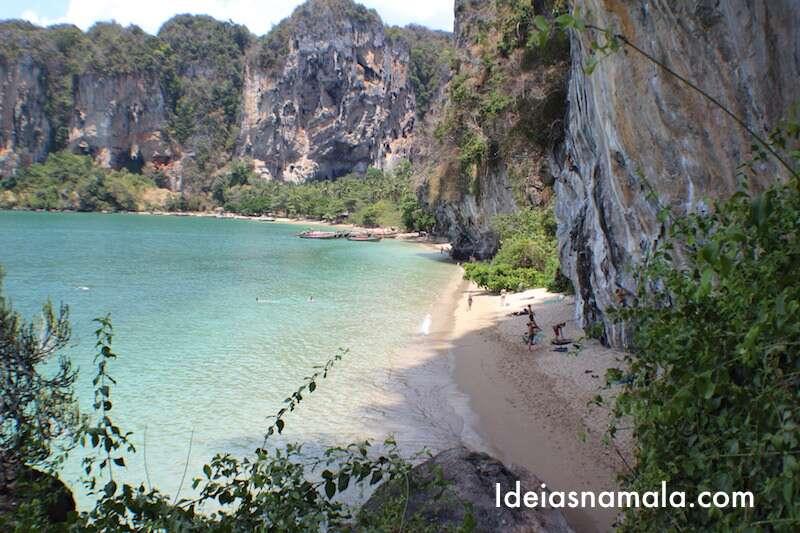 Tong Sai Bay em Railay