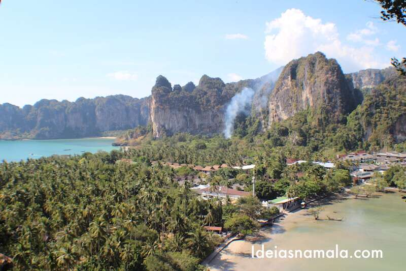 Mirante - Railay Beach