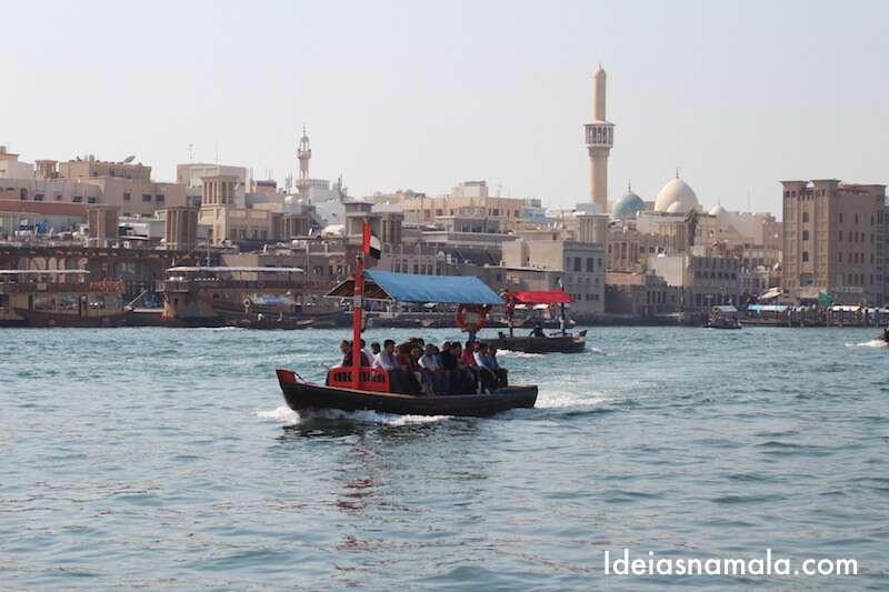 Barco público Dubai