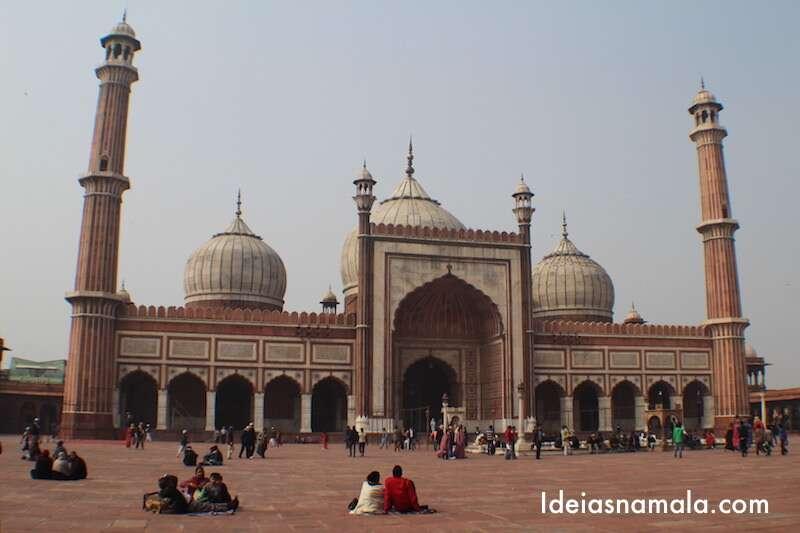 Mesquita Jama Masid - Delhi