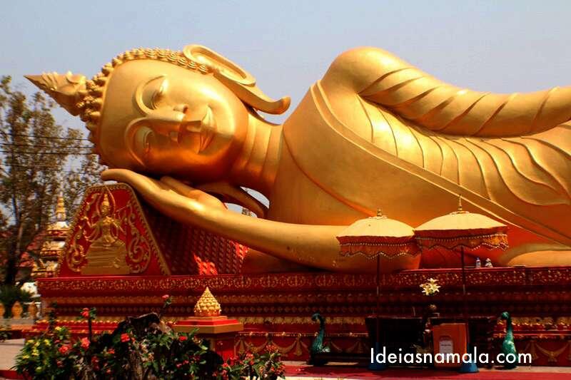 Vientiane: A capital do laos entrou no meu roteiro por uma questão de custo-benefício e conquistou meu coração