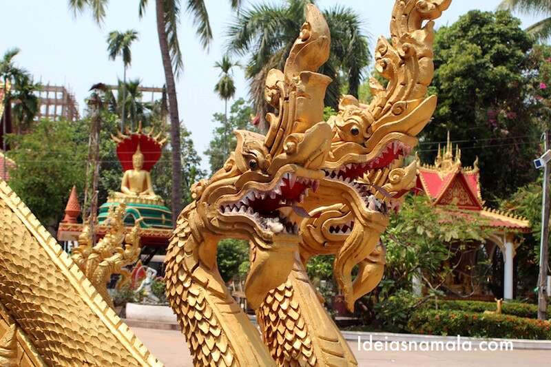 Pha That Luang - Vientiane