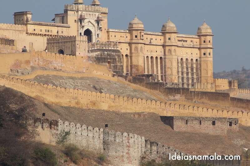 Forte de Jaipur