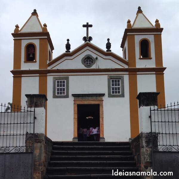 Capelinha de Bichinho